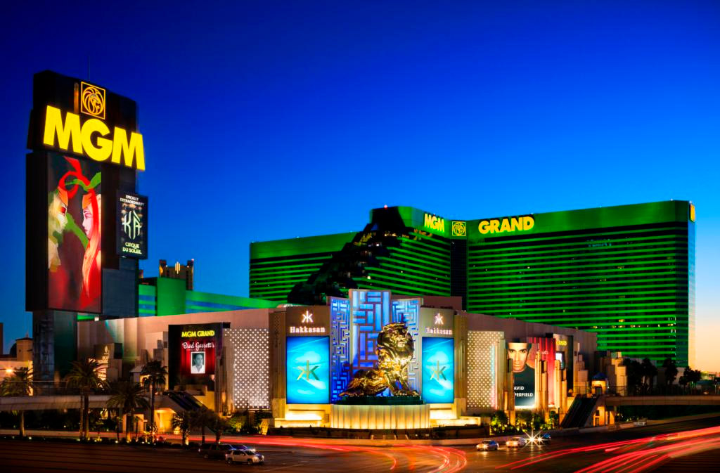 MGMグランドホテル