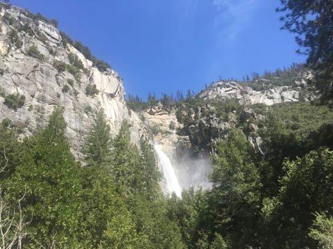 ヨセミテの滝