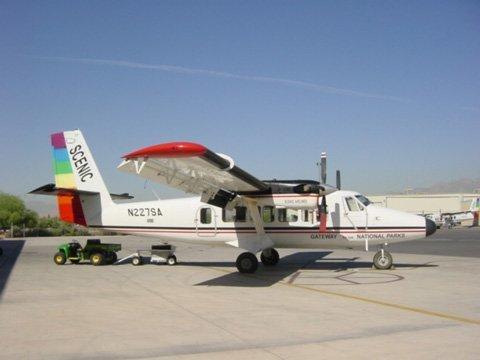 シーニック航空19人乗飛行機