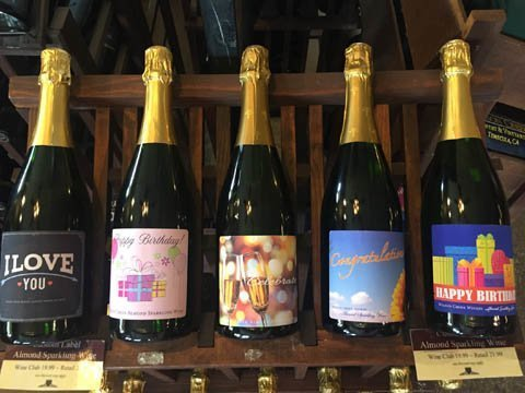 ウィルソンクリーク・ワイナリのシャンパン各種