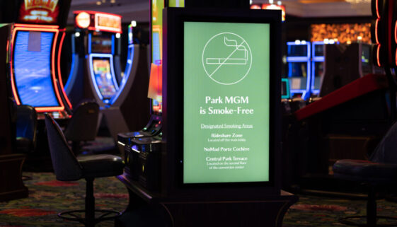 禁煙カジノ