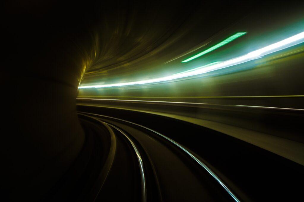 ラスベガス トンネル